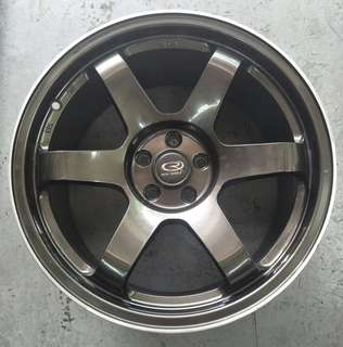 "Used 17"" Original Rota Rims"