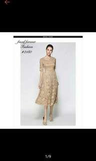 Pre-Order Elegant Casual Dress