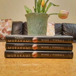 Wind/Pinball by Haruki Murakami (Free Shipping*)