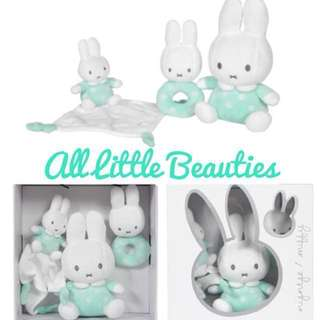 Tiamo Miffy gift set (mint green)