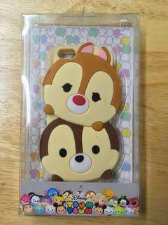 Chip n Dale iPhone 6/6s Silicone Case 手機外殼