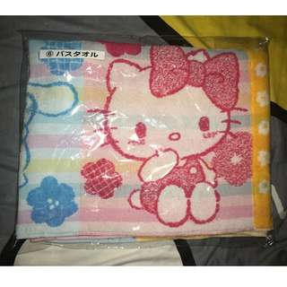 Sanrio characters Hello kitty, Melody, Cinnamoroll, Sinrio and other friends big blanket!!!
