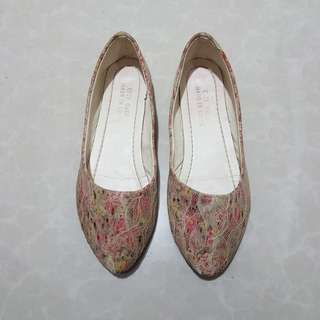Lacey Pink Doll Shoes