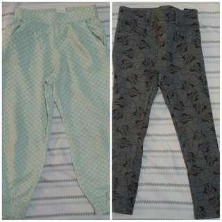 On sale! H&M kids trousers bundle