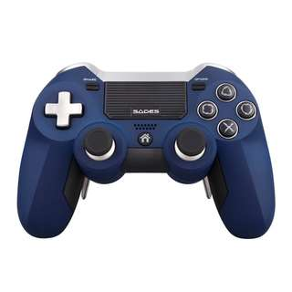 Sades C100 Wireless Controller for PlayStation 4 Gamepad For PC PS4