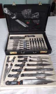 ⚡️REPRICED⚡️Solingen - Knife Set