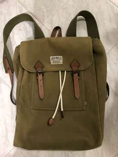 Jack Wills Backpack 背包