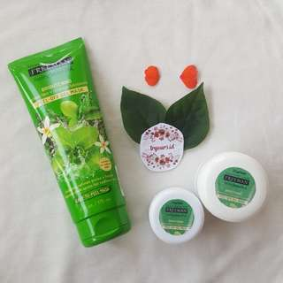 [SHARE in jar 10gr/20gr] Freeman Green Tea & Orange Blossom Peel-Off Mask