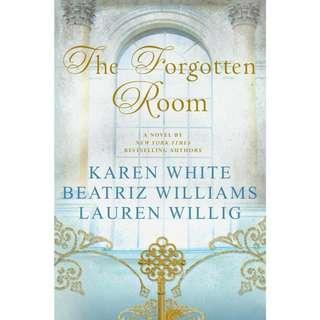 The Forgotten Room by Karen White, Lauren Willig, Beatriz Williams