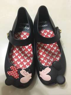 Mini Melissa Disney Mickey Minnie Shoes