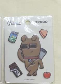 🚚 Frodo Kakao friends Picnic sticker for phone, book, luggage bag etc