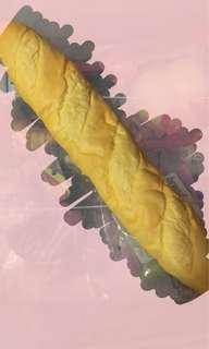Realistic baguette