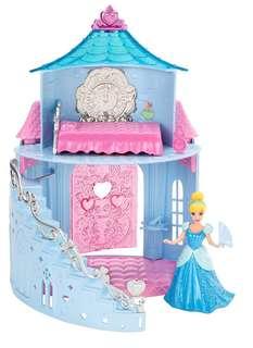 Disney Princess MagiClip Playset: Cinderella's Castle