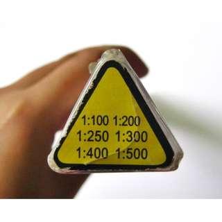 Triangular Scale