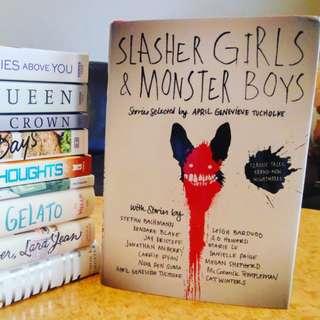 Slasher Boys and Monster Girls