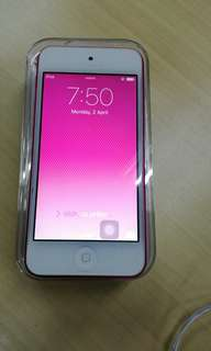 Ipod touch 6th Gen 32 GB Pink