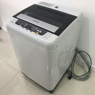 Panasonic Washing Machine with free Ikea clothes basket