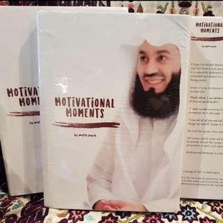 Mufti menk motivational book