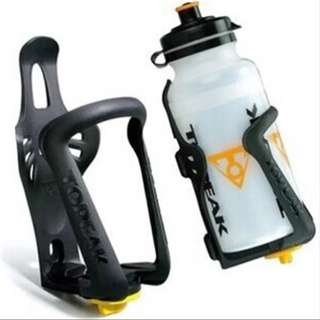 Bicycle bottle holder