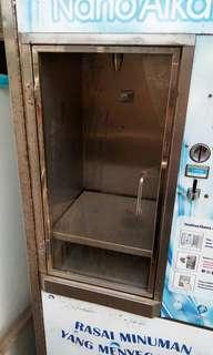 Water vending machne