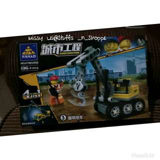 Construction Buildable Blocks-LegoLIKE