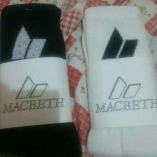 Macbeth Rare Socks...  Macbeth Crew Socks
