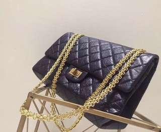 Chanel 2.55 最細size 全新