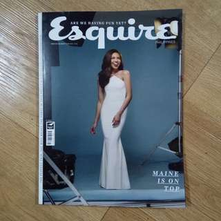 Esquire (Feb2016) - Maine Mendoza Cover (Aldub)