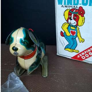 TinToy JUMPING DOG