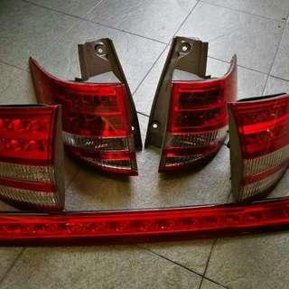 Toyota Estima Rear Light