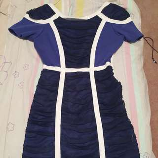 Fitted Dress, Size 6