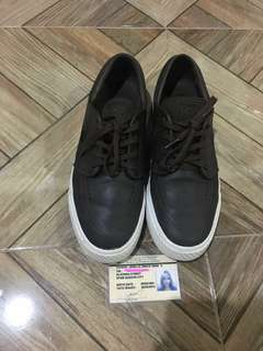 Janoski Baroque Brown Leather Size 10