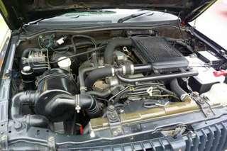 Mitsubishi 4M40 Manual Engine