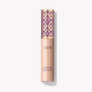 Tarte shape tape light medium - with proof of purchase