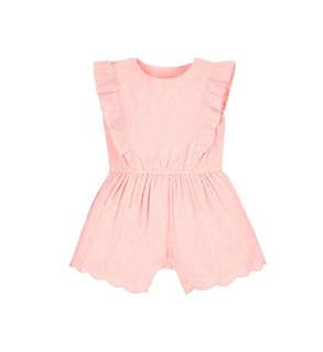 Mothercare Coral Playsuit