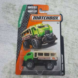 Legit Brand New Sealed Matchbox Travel Tracker MBX Explorer Car Toy Figure