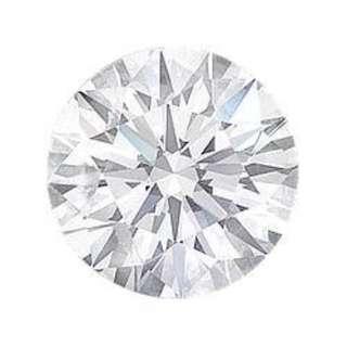 GIA 認證 0.50CT  D color 最高級別VS2鑽石