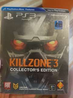 Killzone 3 Collector's Edition PS3
