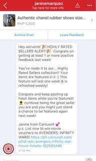 Thank you carousell!! Tag lv x chanel x louis vuitton