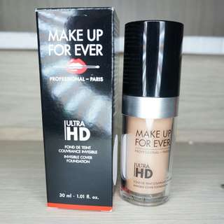 Make up forever ultra HD foundation R370