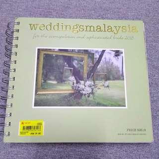 Weddings Malaysia (full colour guide book)
