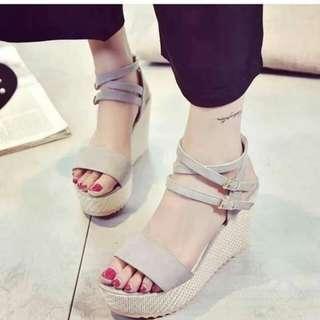 Super sale!!! Wedge sandals