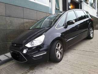 FORD S MAX 2.0 Ecoboost