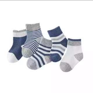brand new 5 pairs of socks