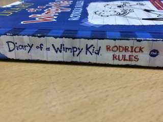 Wimpy Kid Rodrick Rules