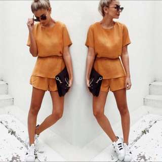 Sabo skirt jumpsuit