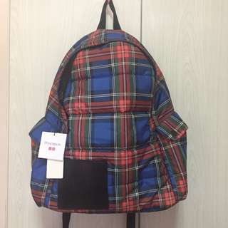 New JW x Uniqlo backpack with tags