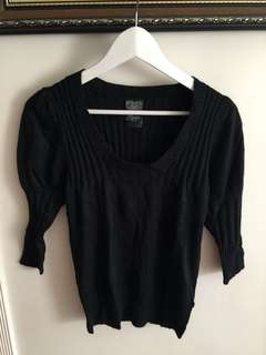 BAYO knit Top/ cover up