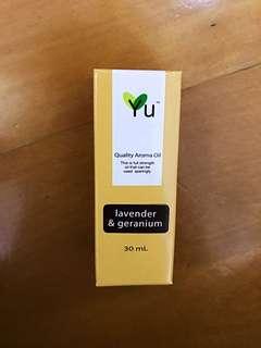 Aroma oil (lavender & geranium) 30ml