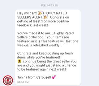 😍💖 Highly rated seller 💖😍